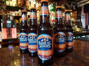 Samuel Adams ~Seasonal Brew~ 'Octoberfest'